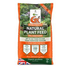 6X Natural Fertiliser - 15kg
