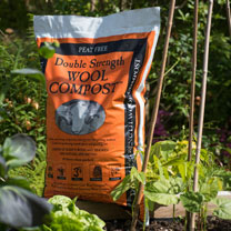 Wool Compost Double Strength - 30 Litres