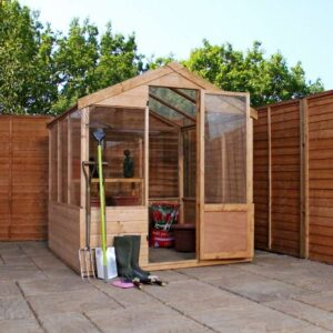 4' x 6' Traditional Greenhouse