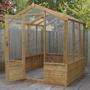 6' x 6' Premium Greenhouse