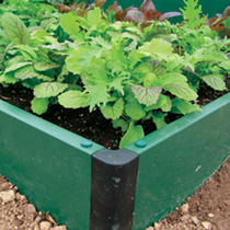 Build a Board Single Raised Bed Kit