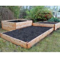 Cedar Wood Raised Beds