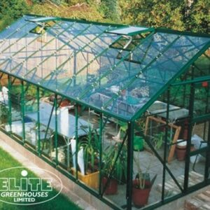 Elite Supreme Greenhouse (10ft Wide)