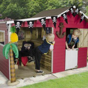 Forest Garden Basil Multiplay Playhouse