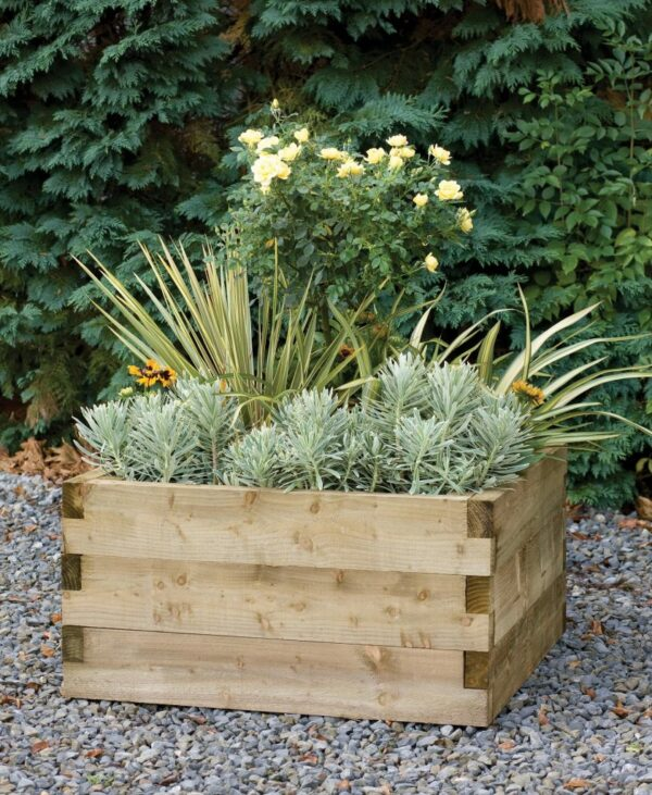 Forest Garden Caledonian Square Raised Bed