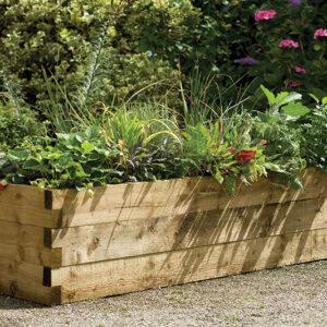 Forest Garden Caledonian Trough 180 x 45cm
