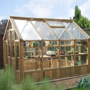Forest Garden Vale Greenhouse 10x8 (Installation Included)