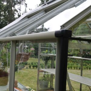 Greenhouse Guttering Diverter