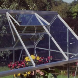 Halls Roof Vent 8ft for Popular or Magnum Greenhouses