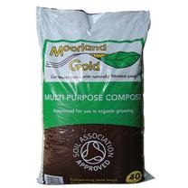 Moorland Gold Multipurpose Compost - Vegan-Friendly