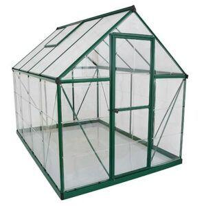 Palram HYBRID 6x10 - GREEN Greenhouse