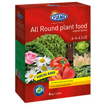 Animal Free All Round Plant Food - 4kg