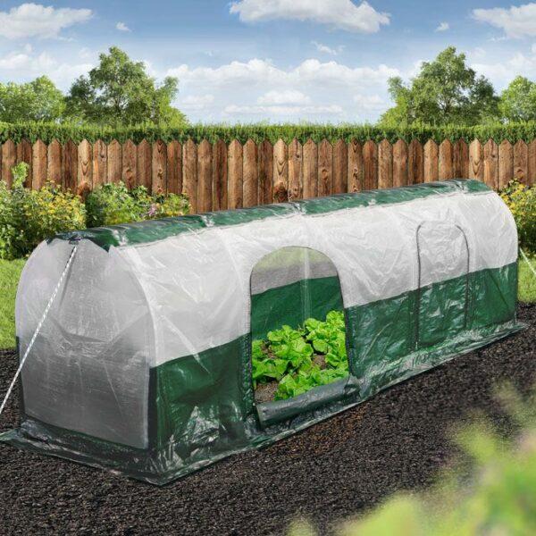 Bio Green Polytunnel Superdrome