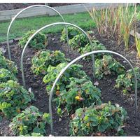 High Top Aluminium Garden Hoops