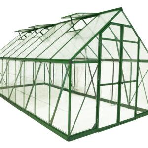Palram Balance 8x16 Greenhouse (Green)