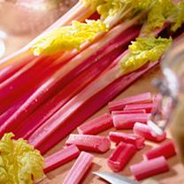 Rhubarb Seeds - Victoria
