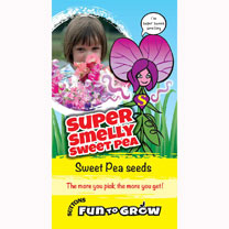Sweet Pea Seeds - Super Smelly Sweet Pea (Spencer Mix)