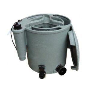 Evolution Aqua Eazypod Grey Complete + Air Pump & 18w UVC