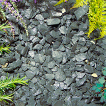 Blue Slate Chippings 20mm - Bulk