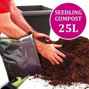 25 Litres 5 Star Seedling Compost