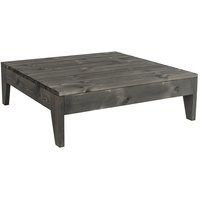 Alexander Rose Bay Lounge Square Pine Coffee Table