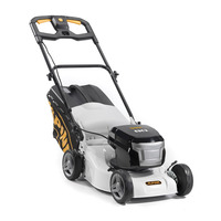 Alpina AL3 41 Li 80V Lawnmower Cordless Lithium Battery Powered...
