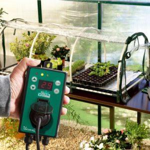 Bio Green Jumbo Propagator (Heated)