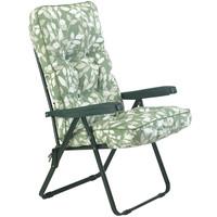 Bracken Outdoors Deluxe Cotswold Leaf Recliner Garden Chair