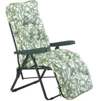 Bracken Outdoors Deluxe Cotswold Leaf Relaxer Garden Chair