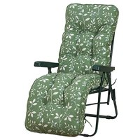 Bracken Outdoors Deluxe Country Green Relaxer Garden Chair