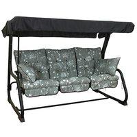 Bracken Outdoors Renaissance Grey Bed Hammock Garden Swingseat