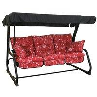 Bracken Outdoors Renaissance Rouge Bed Hammock Garden Swingseat