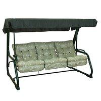 Bracken Outdoors Renaissance Sage Bed Hammock Garden Swingseat