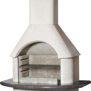 Buschbeck Ambiente Masonry Barbecue Fireplace