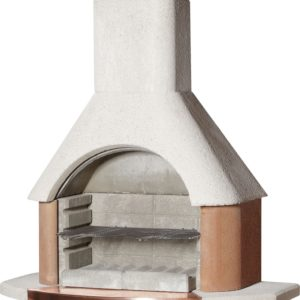 Buschbeck Bologna Masonry Barbecue Fireplace