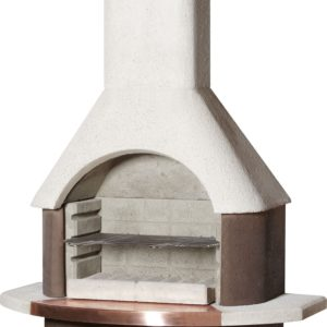 Buschbeck St Moritz Masonry Barbecue Fireplace