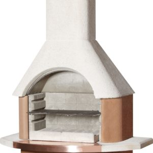 Buschbeck Toscana Masonry Barbecue Fireplace