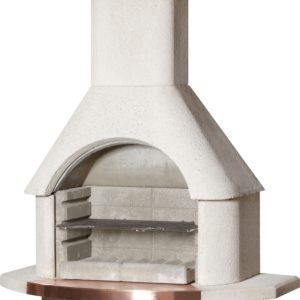 Buschbeck Venezia Masonry Barbecue Fireplace