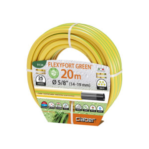"Claber Flexyfort Green ?"" (20mm) 20M Hosepipe"