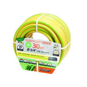 "Claber Flexyfort Green Hosepipe 3/4"" - 30 Metres"