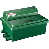 Fish Mate 2500 Pond Filter Box (8w UVC)