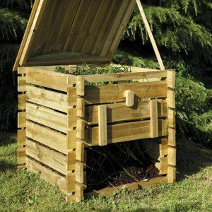 Forest Garden Beehive Compost Bin