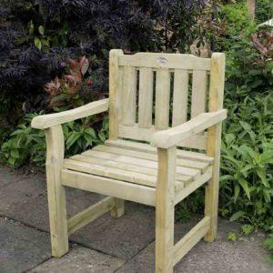 Forest Garden Rosedene Chair