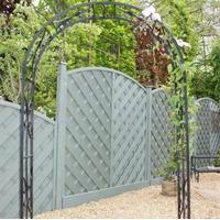 Garden Arch - Buckingham