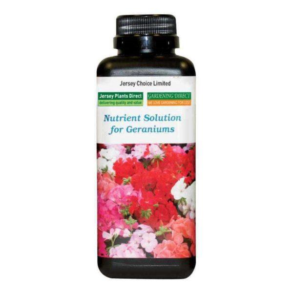 Geranium Fertiliser 300ml Bottle