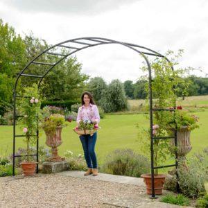 Harrod Ellipse Garden Arch