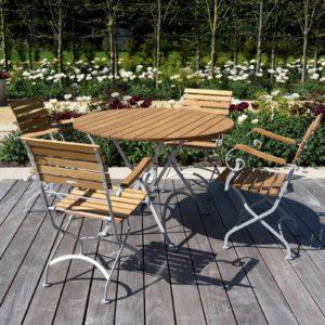 Harrod Garden Dining Table & Chairs