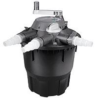 Hozelock Bioforce Revolution 9000 Pond Filter (24w UVC)