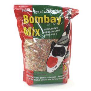 Kockney Koi Bombay Mix 1kg Pond Food