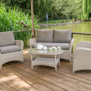 LG Outdoor Monaco Lounge Set